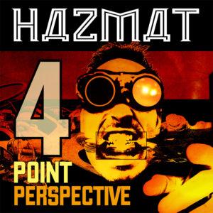 HAZMAT - 4 POINT PERSPECTIVE