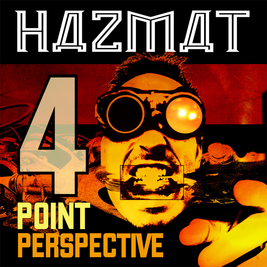 HAZMAT - 4 POINT PERSPECTIVE